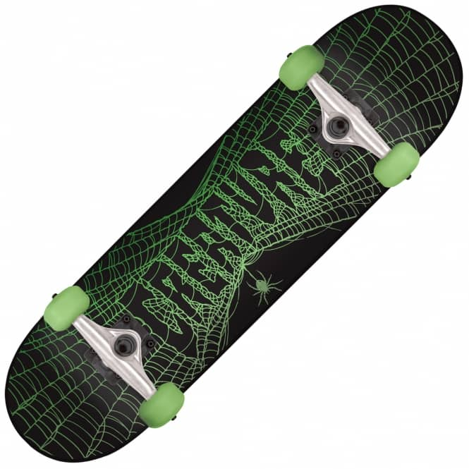 Creature Skateboards Web Large Complete Skateboard - 8.2