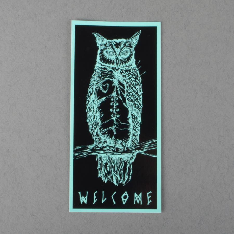 AN INSIDE LOOK AT WELCOME SKATEBOARDS - Jenkem Magazine |Welcome Skateboards Bird Graphics