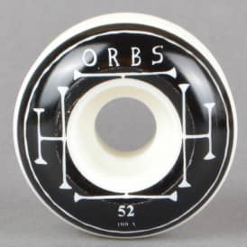 Welcome Skateboards Orbs Preternaturals Non Cored Skateboard Wheels 52mm