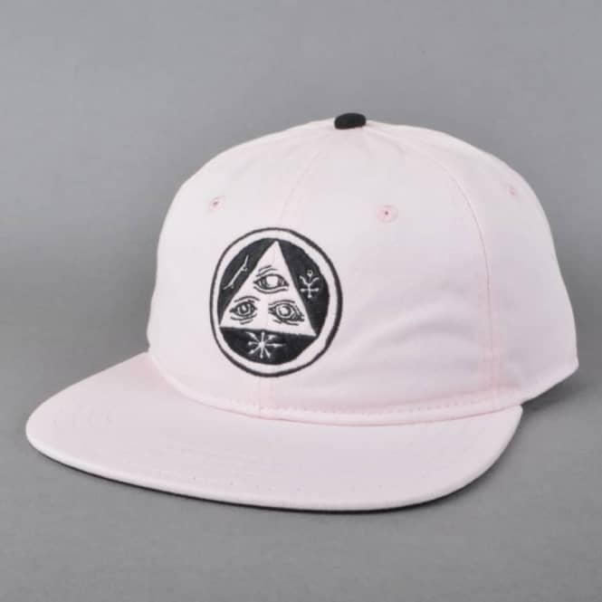 Welcome Skateboards Talisman Unstructured Slider Cap - Pink