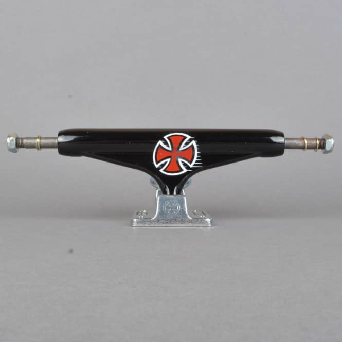 Independent Trucks Wes Kremer Speed 159 Black/Silver Hollow Stage 11 Skateboard Trucks - 6.0