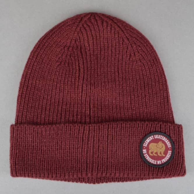 Element Skateboards Westgate Beanie - Cranberry