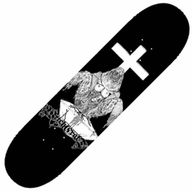 Witchcraft Hardware Living Altar Skateboard Deck 8.5''