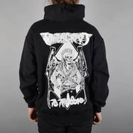 Witchcraft Hardware To The Bone Pullover Hoodie - Black