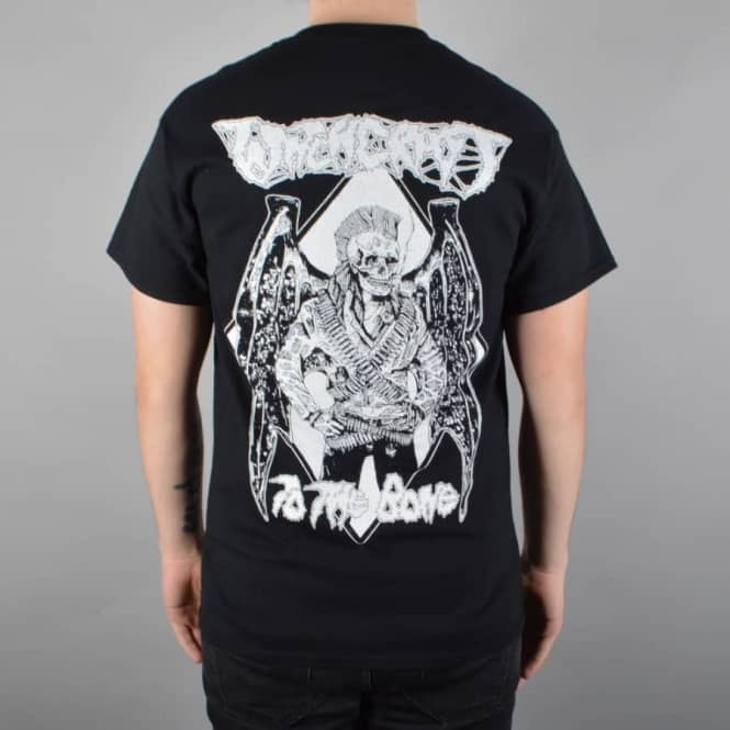 317d5c313aa Witchcraft Hardware To The Bone Skate T-Shirt - Black - SKATE ...