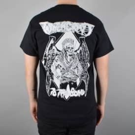 Witchcraft Hardware To The Bone Skate T-Shirt - Black