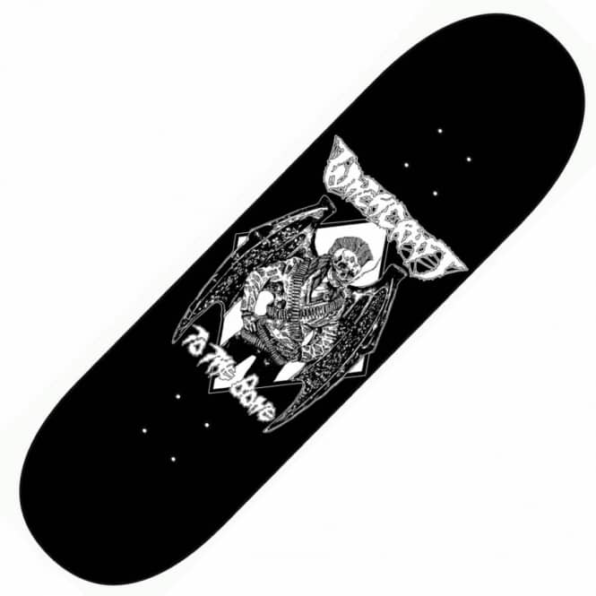 Witchcraft Hardware To The Bone Skateboard Deck 8.38""