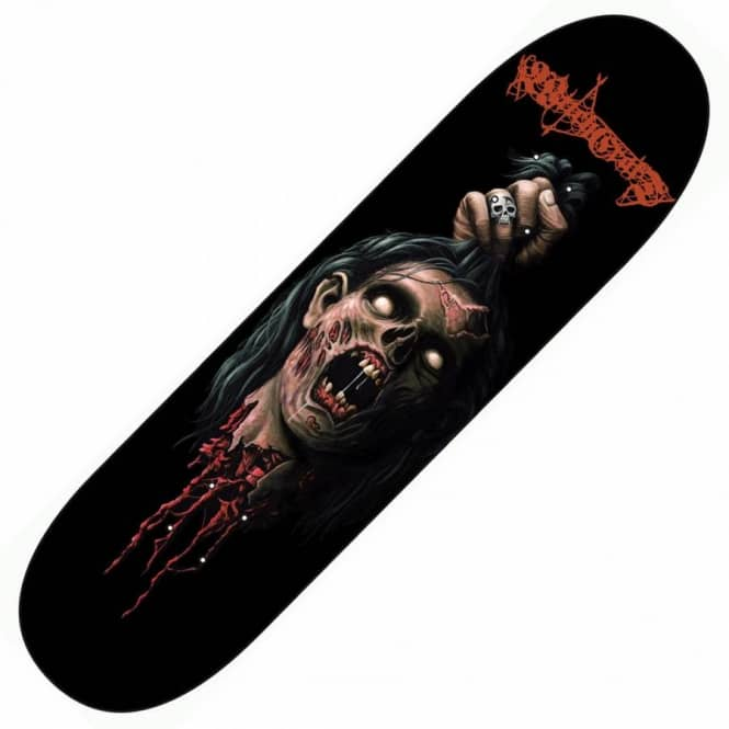 Witchcraft Hardware Traitor Skateboard Deck 8.6