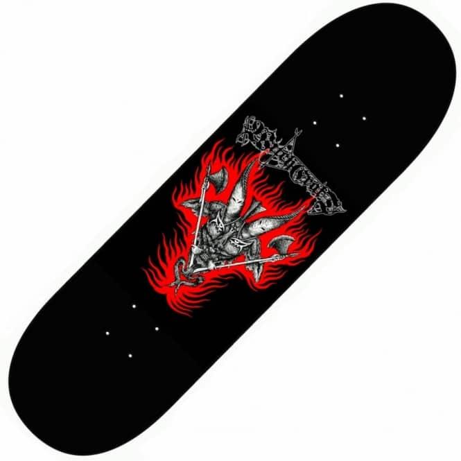 """Witchcraft Hardware Witchcraft Hardware Ultimate Ego Skateboard Deck 8.5"""" 9df1fdd7283"""