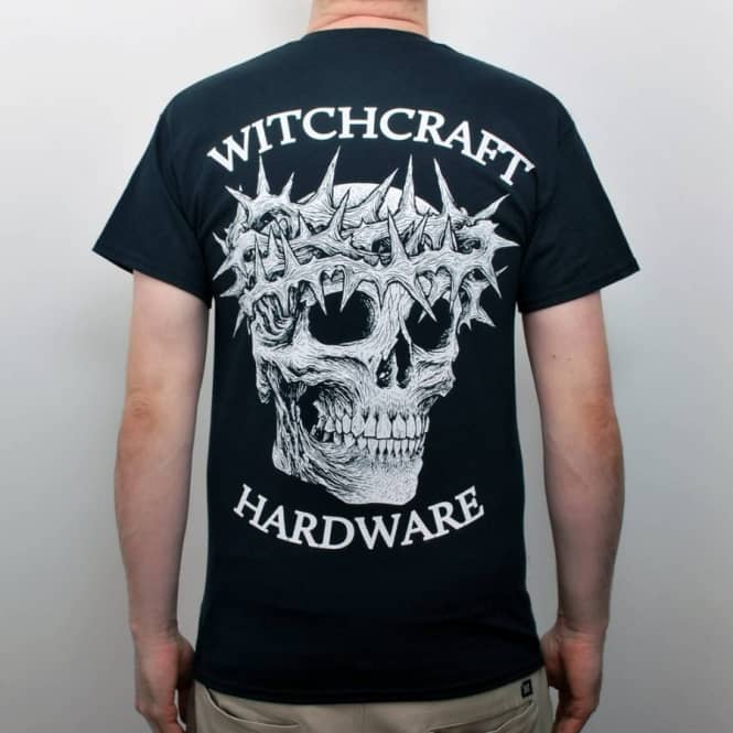 Witchcraft Hardware Witchcraft Liar Skate T-Shirt Black