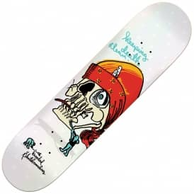 Worrest Death Clean Skateboard Deck 8.25