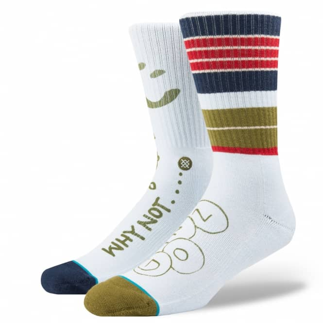 Stance Socks X Gonz Rugby Socks - Pair