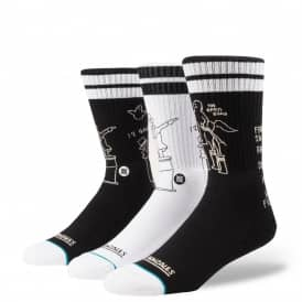 X Gonz Shell Socks - 3 Socks