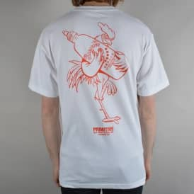 x Huy Fong Big Rooster Skate T-Shirt - White