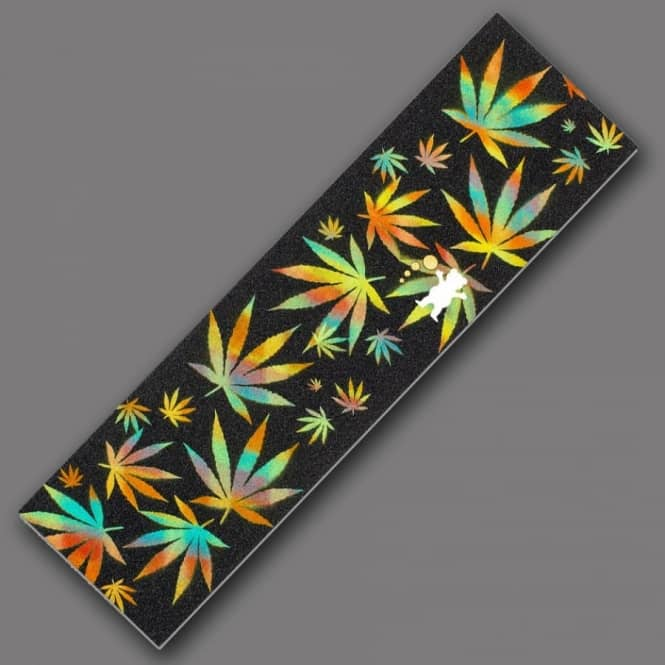 Grizzly Griptape x Idea Cannabis Die Cut Griptape - Sheet