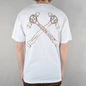 x Jason Jessee Man Club Skate T-Shirt - White
