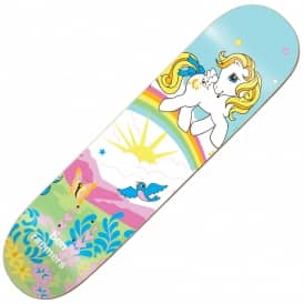 x My Little Pony Cool World Raemers Skateboard Deck 8.125