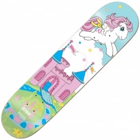 x My Little Pony Cool World Rojo Skateboard Deck 7.75