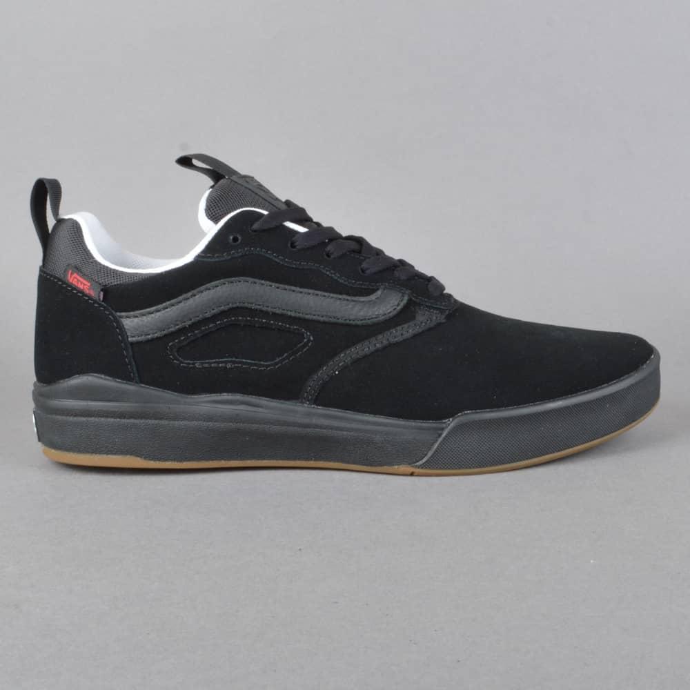 Vans x Thrasher UltraRange Pro Skate Shoes - Black/Gum ...