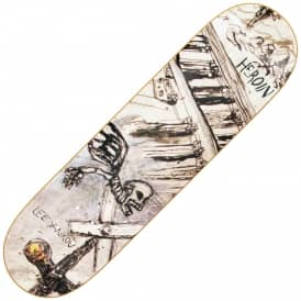 Yankou Enemy Ritual Skateboard Deck 8.5
