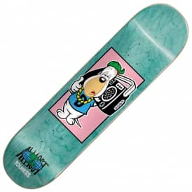 Almost Skateboards Youness Droopy Boombox Skateboard Deck 8.0''