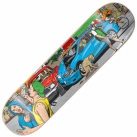 Yuri Augmented Reality Skateboard Deck 8.5
