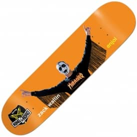 Zack Wallin King Of The Road Skateboard Deck 8.5