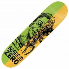 Zero Skateboards Boserio Alter Ego Skateboard Deck 8.375""