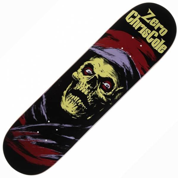 Zero Skateboards Zero Chris Cole Horror Skateboard Deck 8 ...