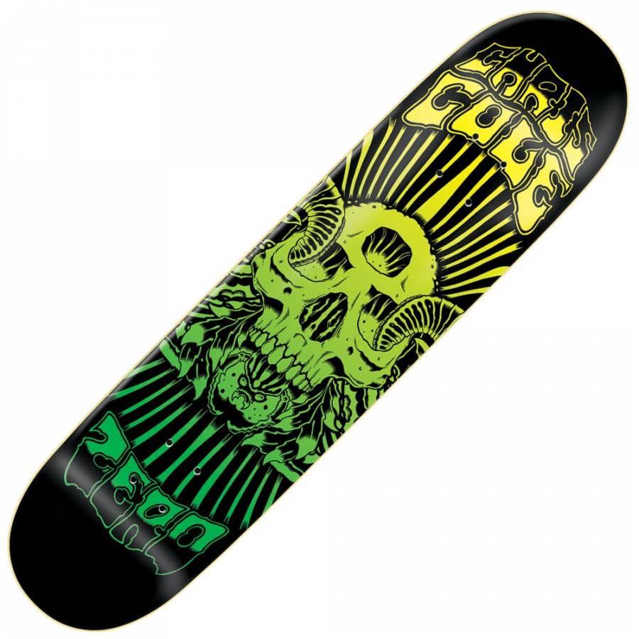 Zero Skateboards Zero Chris Cole Death Trip Poster Deck 7 ...