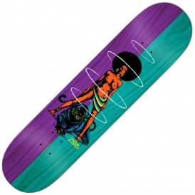 Zion Queen Split Skateboard Deck 8.06''