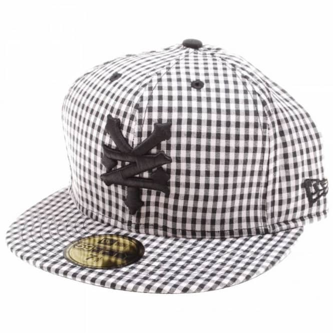 5248b605f59 Zoo York Plaid Cracker New Era Fitted Cap - Caps from Native Skate ...