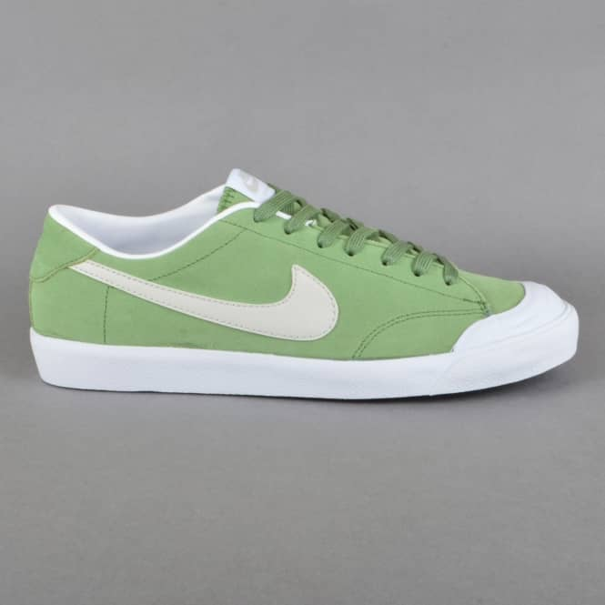 Nike SB Zoom All Court CK - Treeline/Light Bone-White