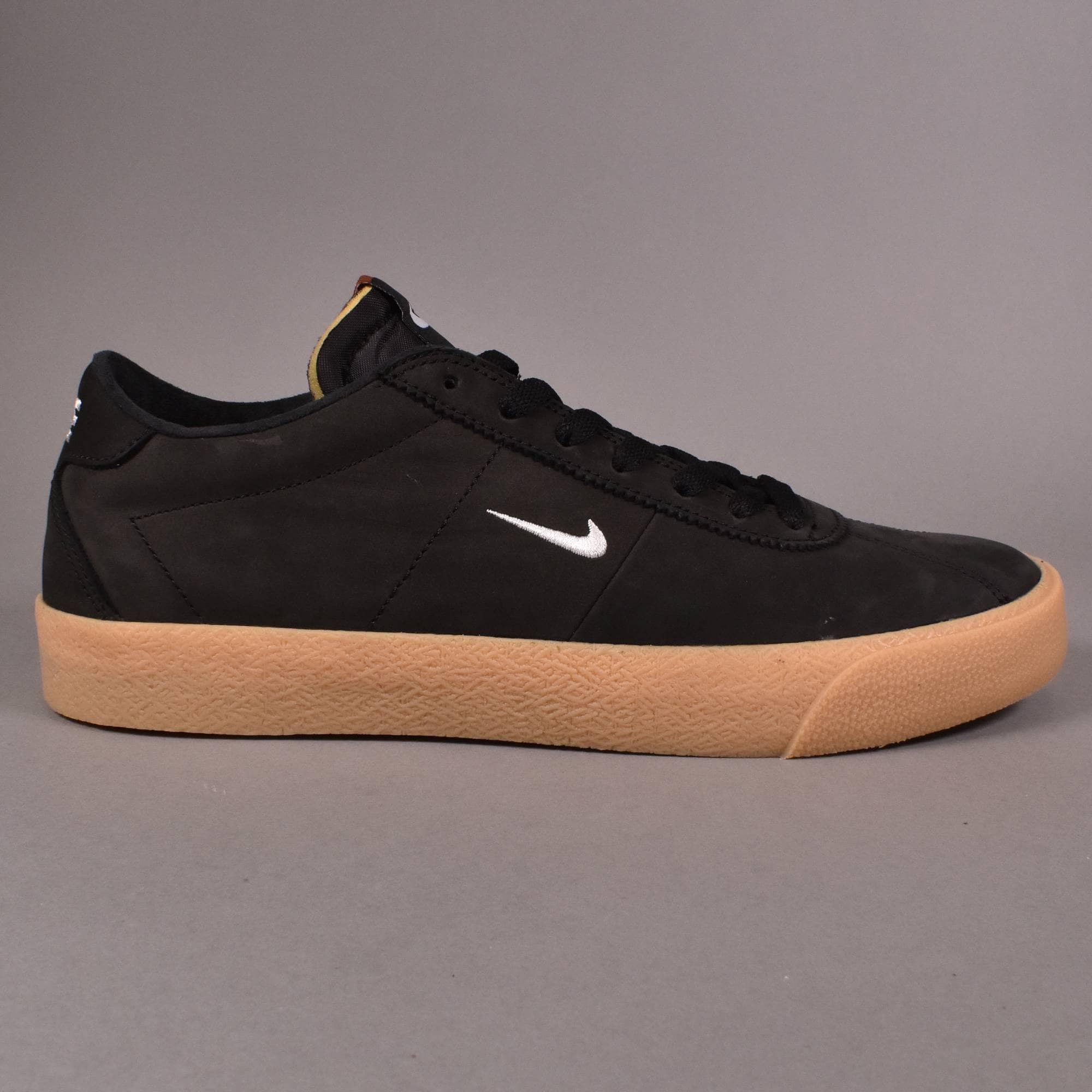 Interpretación sobrina galope  Nike SB Zoom Bruin Iso (Orange Label) Skate Shoes - Black/White-Safety  Orange - SKATE SHOES from Native Skate Store UK