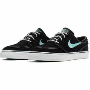 a497b5de7d565 Nike SB Zoom Stefan Janoski OG Skate Shoes - Black Mint-White
